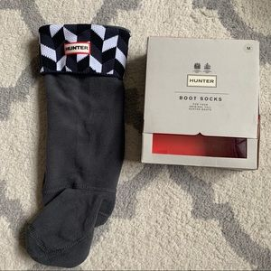 Hunter boot socks Fleece medium